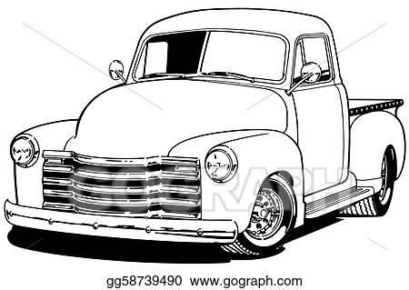 ford pickup clip art wiring diagrams