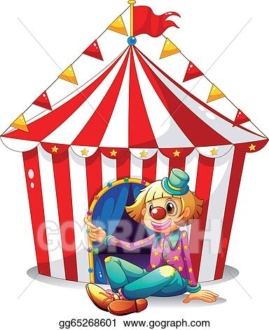 Funny Circus Images Clowns Colorful Balloons