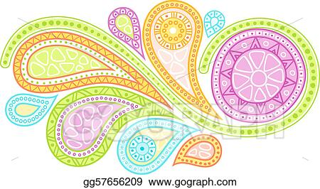 Abstract design element. Vector ill