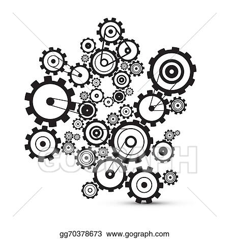 Tattoos moreover Tatuagens Nas M C3 A3os 913611932400 likewise Vector Classic Wall Clock Isolated On 501052924 also Assembly Line also Sugar Skull Tattoos. on metal gears clip art