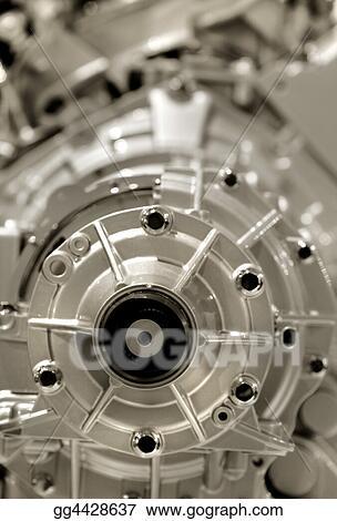 Aluminium Engine