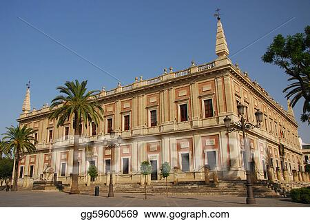 Archivo General de Indias, Seville