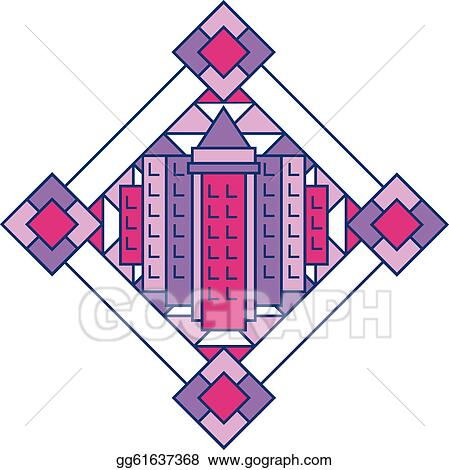 Art Deco City Design 2