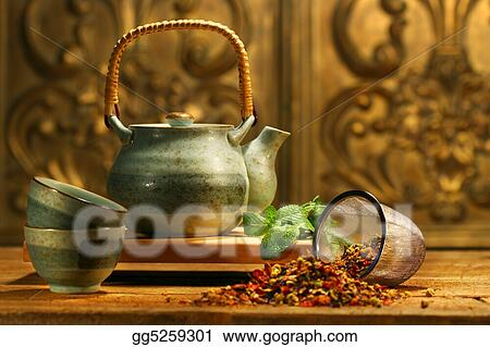 Asian herb tea