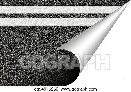 asphalt texture with copyspace