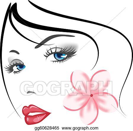 Beauty Clip Art - Royalty Free - GoGraph