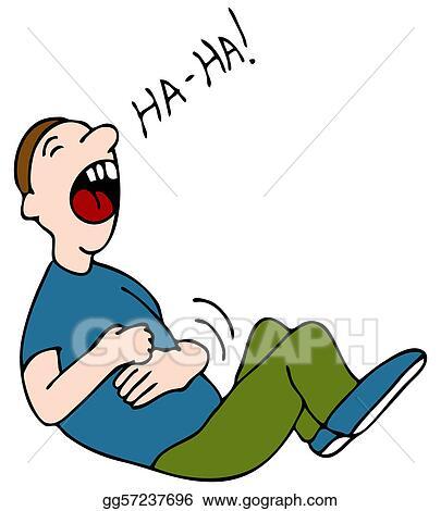 Laugh illustration - photo#15