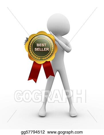 Bestseller medal