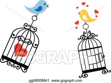 Birds Clip Art - Royalty Free - GoGraph