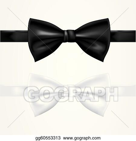 Bow Tie Clip Art - Royalty Free - GoGraph
