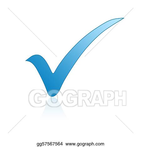 Check Mark Stock Illustrations - Royalty Free - GoGraph