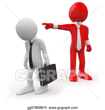 Employee Discipline Clipart