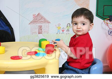 Boy Child Preschool