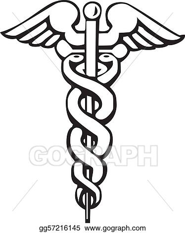 Caduceus, Greek sign or symbol