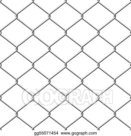 Chainlink Fence Seamless Background Gg55071454