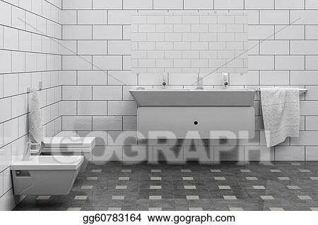 cheap bathroom interior