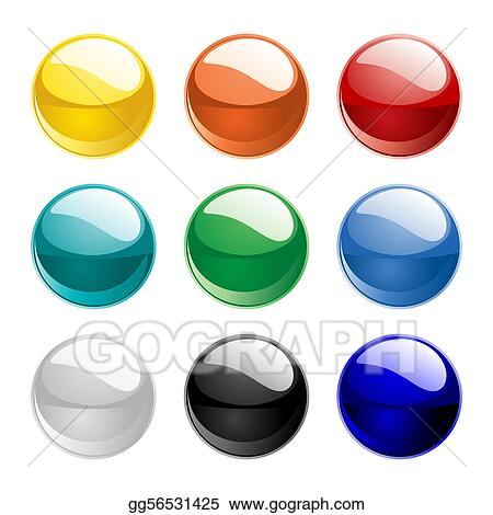Color vector spheres