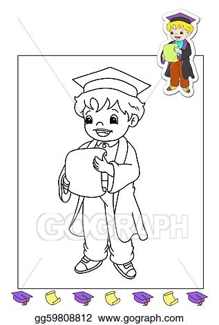 drawing page for children to be color clipart drawing gg59808812