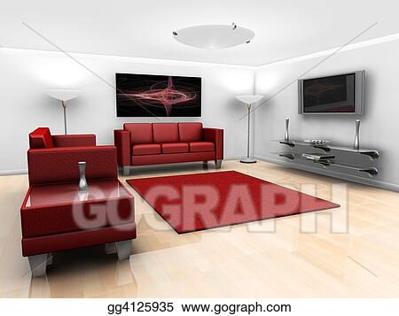 Contemporary lounge