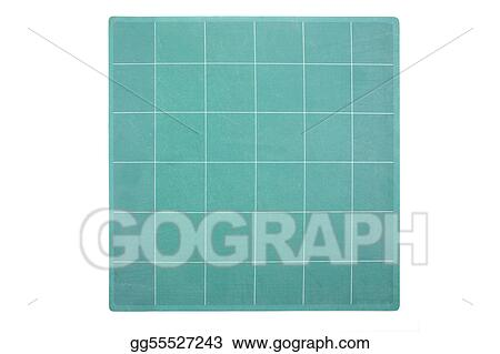 Cutting mat as used by graphic designers