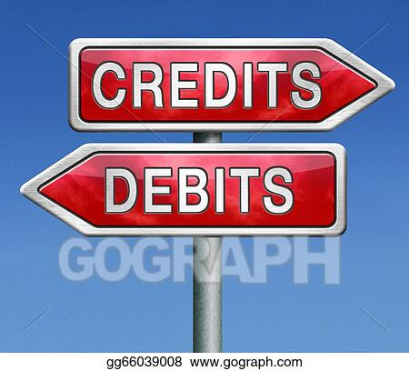 Financial Transaction Clip Art