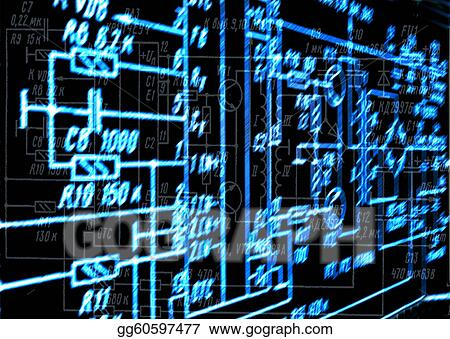 digital background electronics
