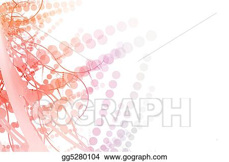 Digital Product Focus Abstract Billboard Background