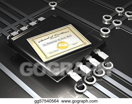 Electronic Award Certificate