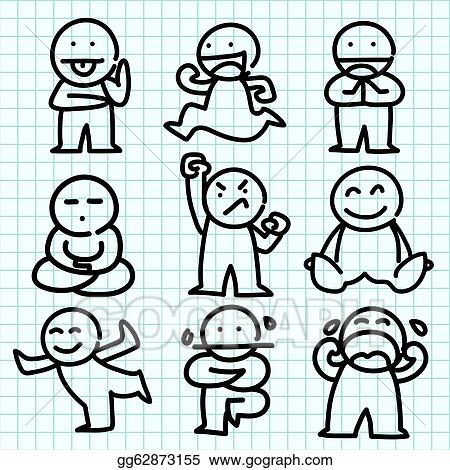 Emotion Clip Art - Royalty Free - GoGraph