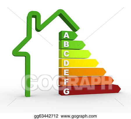Energy Efficiency Chart Gg63442712 on low cost energy efficient house plans