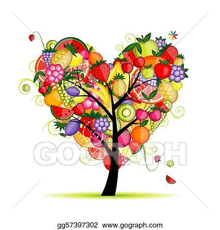Clipart Of Fruit The Spirit