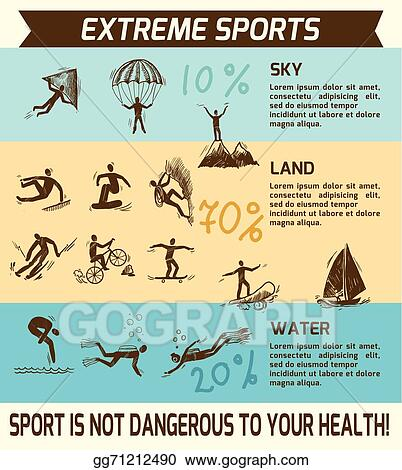 Extreme Sports Clip Art - Royalty Free - GoGraph