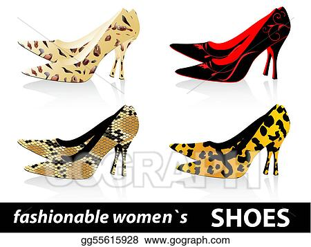 Fashionable Womens Shoes