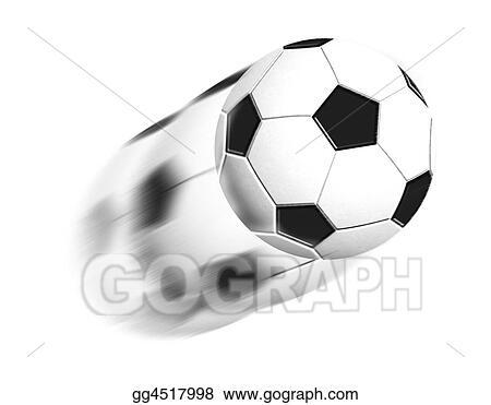 Fast soccer ball