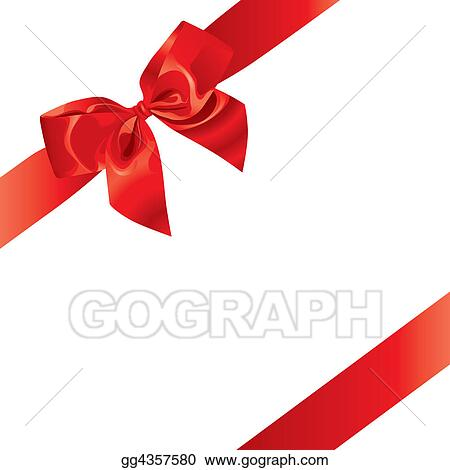 Festive Bow (illustration)