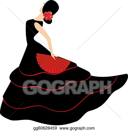 Clip Art Spanish Clip Art spanish clip art royalty free gograph girl with fan