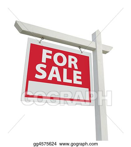 For Sale Real Estate Sign