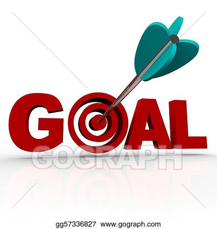 Goal Word - Arrow in Target