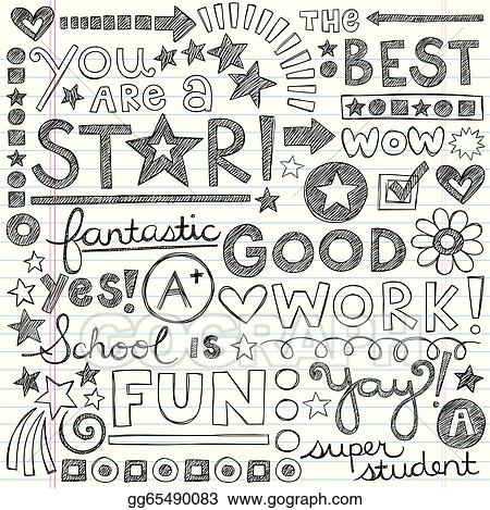 Free Clipart School Report Card
