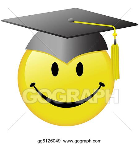 Mortar Board Clip Art - Royalty Free - GoGraph