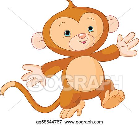 Happy little Monkey