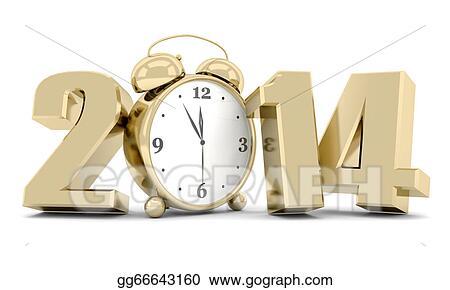 2014 Monthly Calendar Clip Art Free Download
