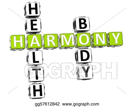 Harmony Health Body Crossword
