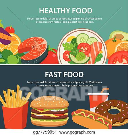 Difference Between Junk Food And Healthy Food In Hindi