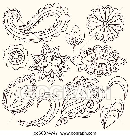 Paisley Pattern Charts | New Calendar Template Site