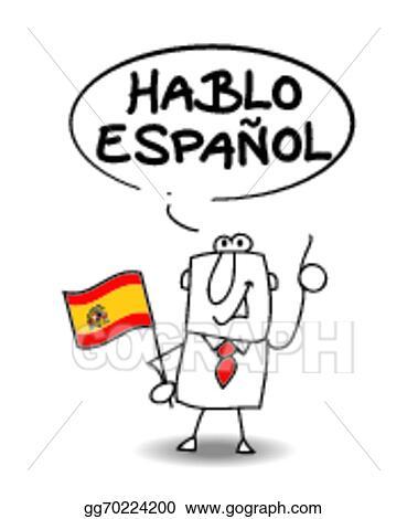 Clip Art Spanish Clip Art spanish clip art royalty free gograph girl with fan i speak spanish