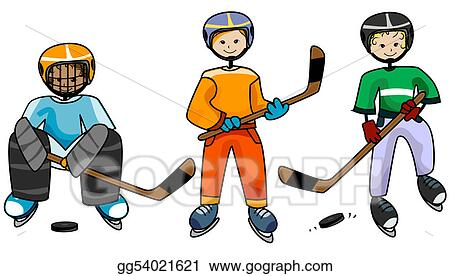Ice Hockey Kids
