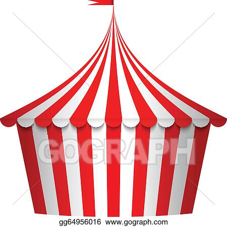 circus tent background...