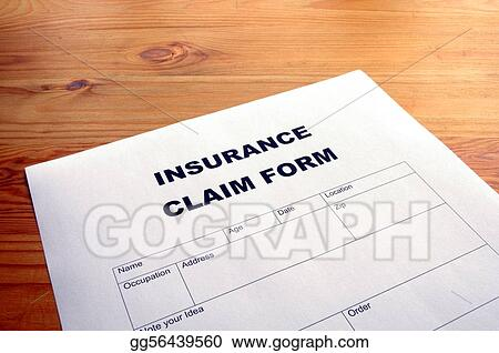 insurance claim form