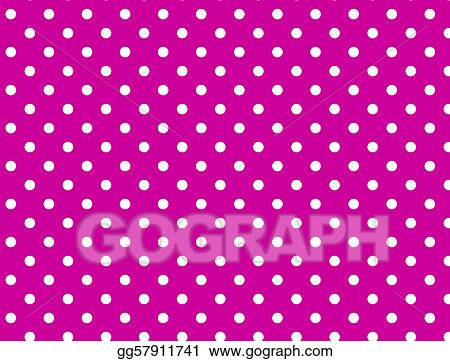 Jpg. Pink Background Polka Dots